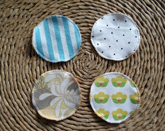Discs cleansing washable