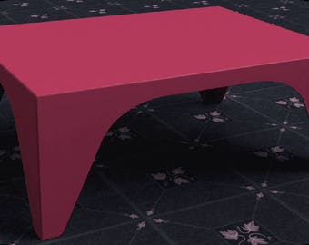 Metal - LumYa flashy Design coffee table