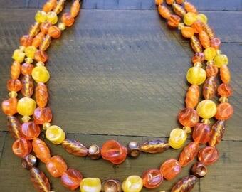 Western Germany Vintage Necklace