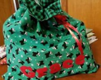 Christmas bag Personalized