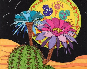 Cactus Psyche