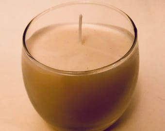 Cinnamon and Vanilla Candle / Scented Candle / Soy Candle / Vegan Candle