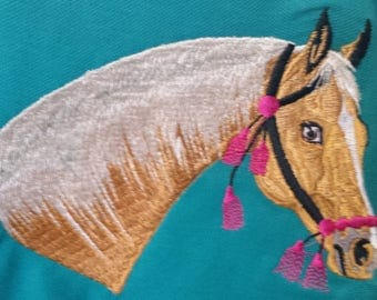 Your Horse Embroidery