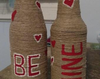 Be mine bottles