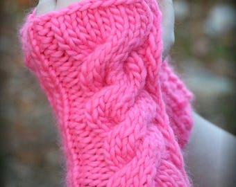 Fingerless Gloves, Gauntlet Gloves, Boho gloves, hipster gloves