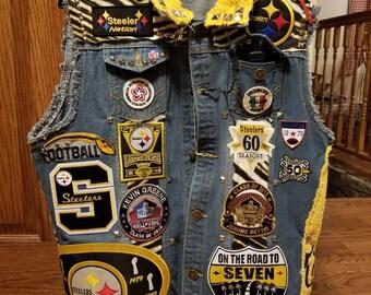 Pittsburgh Steelers vest