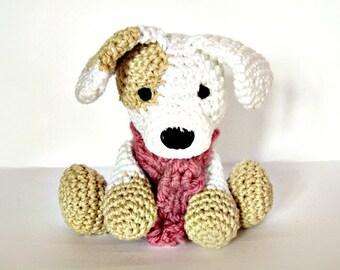 Amigurumi dog, Crochet dog, Crochet animal, Stuffed animal, Stuffed dog, Crochet amigurumi, Amigurumi puppy, Miniature dog, Dog lover gift