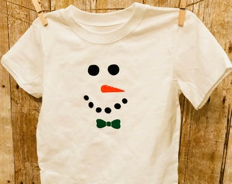 Snowman or Snowgirl
