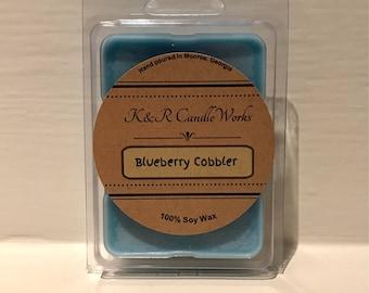 Blueberry Cobbler Wax Melt