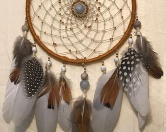 Single ring dream catcher