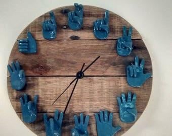 ASL Clock