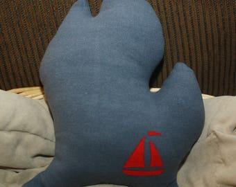 Michigan Shaped Pillow