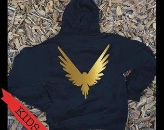 JP Maverick Gold Its Every day bro  Team Ten Hoodie Sweatshirt