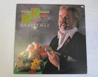 Kenny Rogers / Christmas / Vinyl LP / Liberty / LOO-51115