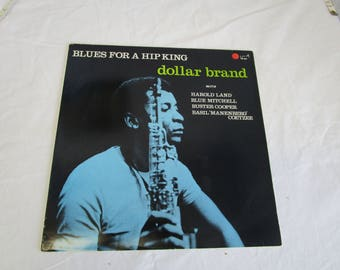 Dollar Brand / Blues For a Hip King / Vinyl LP / The Sun / SRK 786136