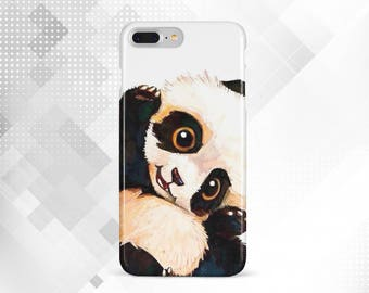 Panda Case iPhone X Case Samsung S8 Plus Case iPhone 7 Plus Case iPhone 6 Plus Case iPhone 8 Plus Case Samsung S8 Case iPhone 5s Case
