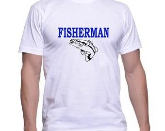 Tshirt for a Fisherman