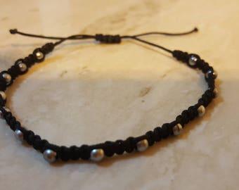 Bracelets for women , Handmade Bracelets beaded , Bracelets with stone , Wrap bracelets , Delicate charm bracelets , Cord casual bracelets