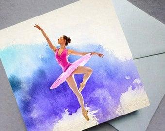 Ballet Greeting / Birthday Cards