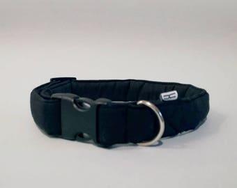 Pet Collar- Mr. Black