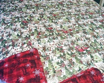 Quilt Vintage Christmas