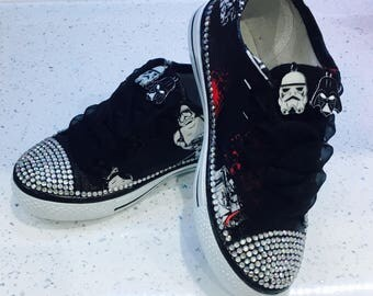Star Wars Inspired Sneakers