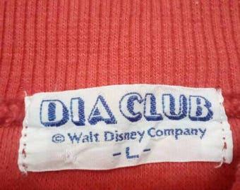 Rare Mickey Mouse Walt Disney Company Size L