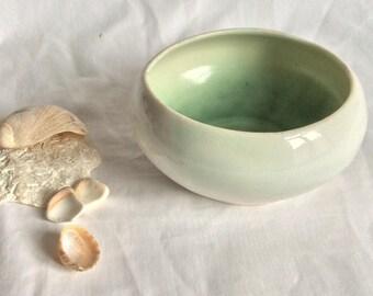 Porcelain trinket bowl