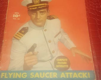 1950  Don WINSLOW Of The Navy  Comic 1950s GOLDEN AGE