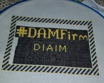 Customized Cross-Stitch