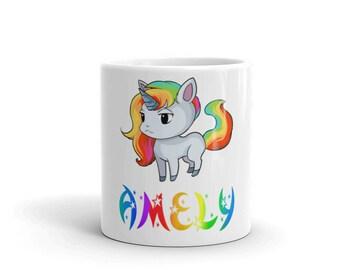 Amely Unicorn Mug