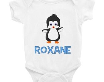 Roxane Penguin Infant Bodysuit