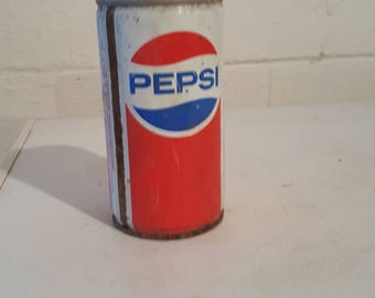 Vintage Pepsi Can