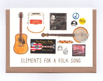 Elements for a folk song