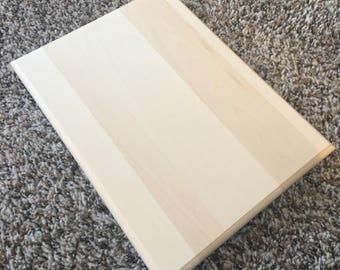 9x12 wood panel