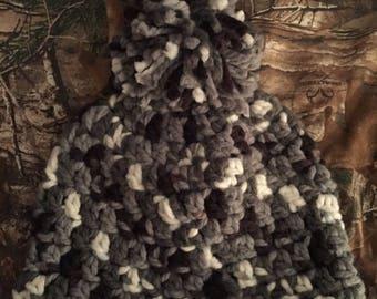 Woman's crochet hat