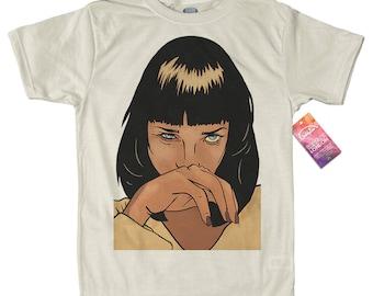 Mia Wallace T shirt