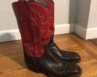 Biltrite cowgirl boots