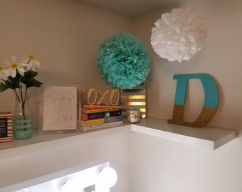 Wood decor Letters