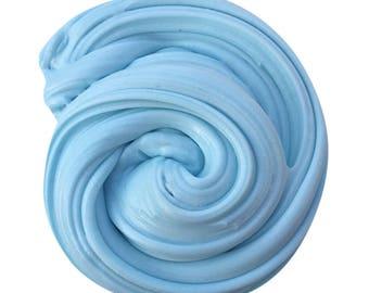 Baby Blue Color Slime Handmade Borax 4oz