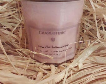 Malabar scented candle