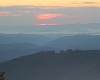 Sunrise Over Boone