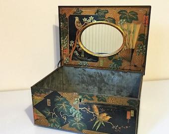 Original box with mirror inside