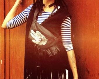 Woman Set ( vest and belt of bag )
