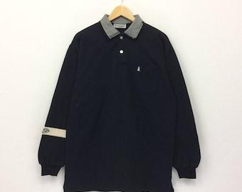 Rare!! Vintage Grandslam Munsingwear Polos Shirt