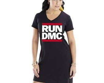 Run DMC T-Shirt Dress