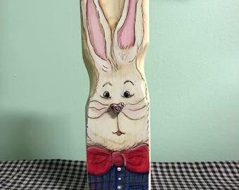 Barnibus bunny, shelf sitter