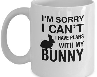 Bunny coffee mug, rabbit mug, bunny lover gift, rabbit coffee mug, rabbit lovers, Easter mug, bunny tea cup, Easter bunny, rabbit lover gift