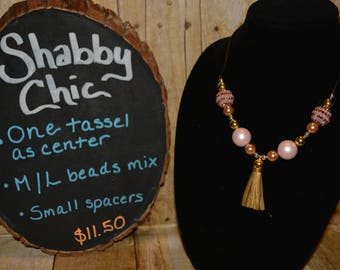 Shabby Chic Necklace Collection