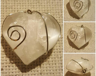 Moroccan Heart Pendant
